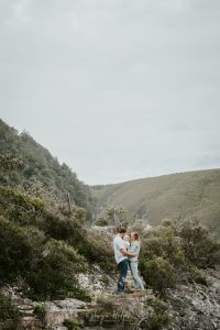Abri, Lené & Ila's Family Shoot took place at Tsitsikamma National Park.