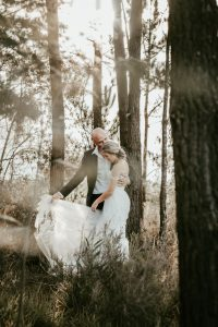 Claire & Chad's Wedding at Dirt Therapy in Plettenberg Bay