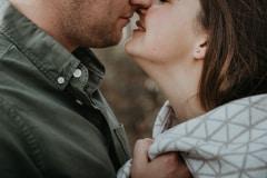 Corné & Justin's engagement shoot at Kranshoek View Point, Harkerville, Plettenberg Bay. Photographs by Sharyn Hodges