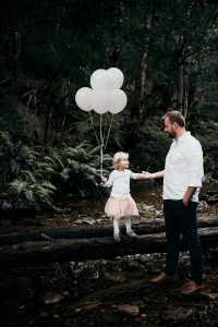 Douw, Tess & Mila's family / maternity shoot took place in the mystical forests of Jubilee Creek in Knysna.