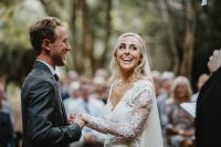 Lindsey & Mark's forest wedding at Natures Valley, Plettenberg Bay