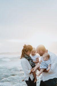 The Dickson Family Shoot at Brenton On Sea in Knysna