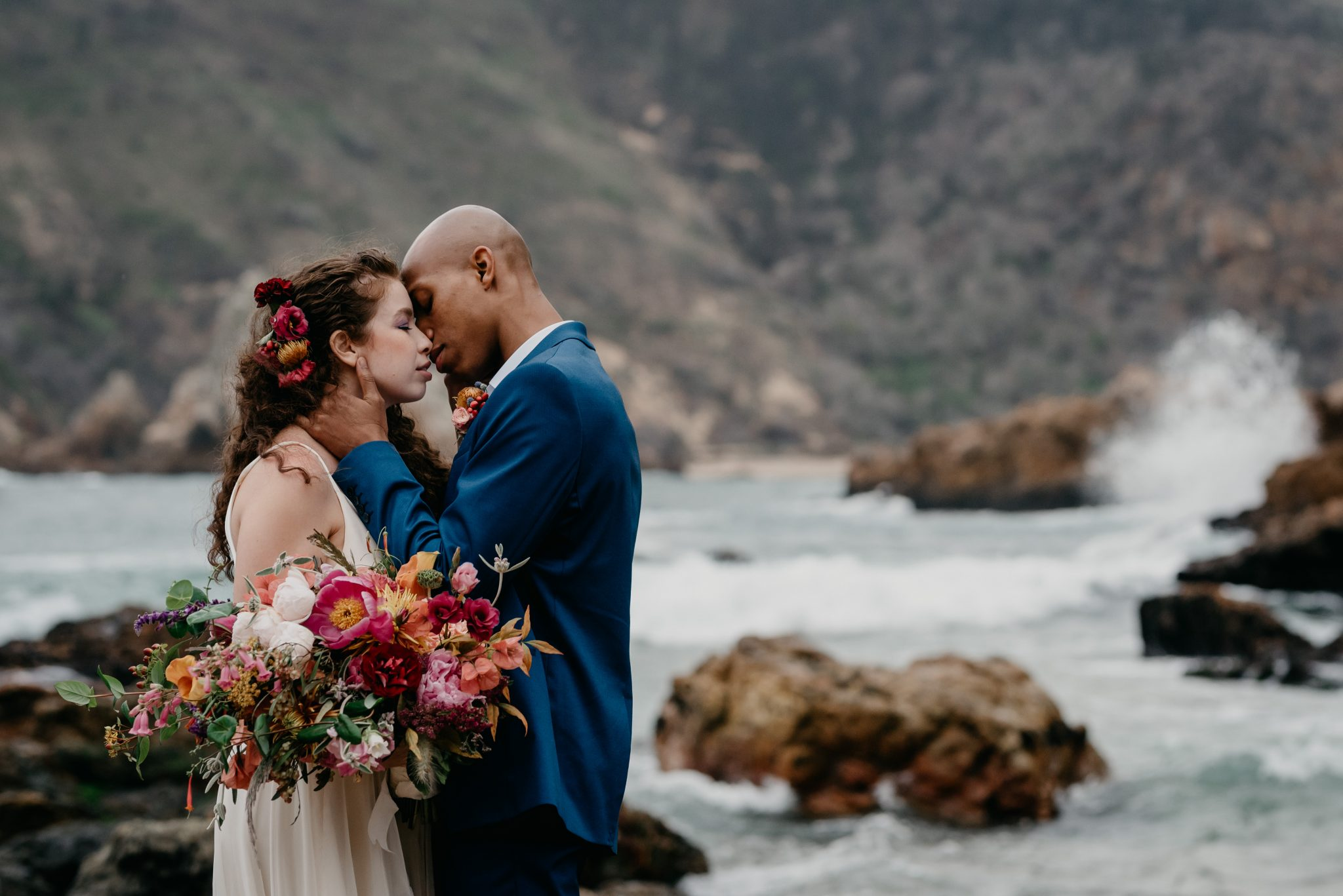 Joni & Adriaan's wedding at the Knysna Heads