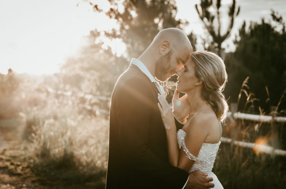 Claire & Chad's Dirt therapy Wedding, Plettenberg Bay