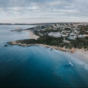 Plettenberg Bay Panoramic View, taken by Sharyn Hodges.
