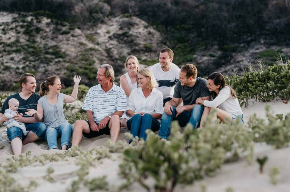 The Craig Family Shoot | Wreck Beach | Plettenberg Bay