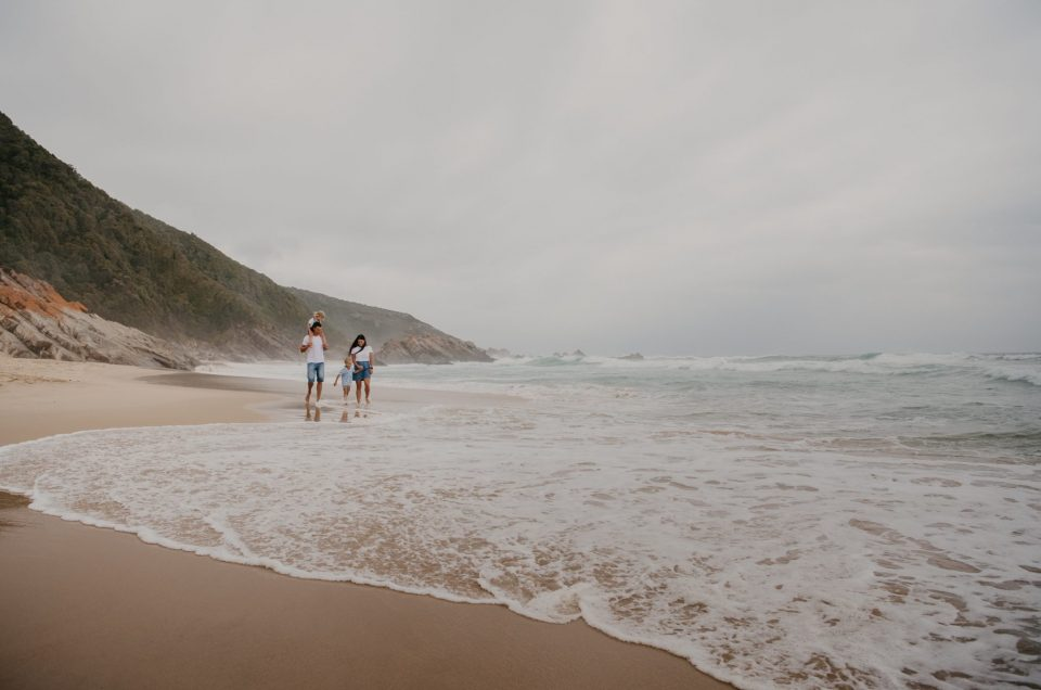 The Whelan Family Shoot | Keurboomstrand