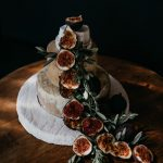 Cheese Wedding Cake by Newstead Vineyards in Plettenberg Bay.