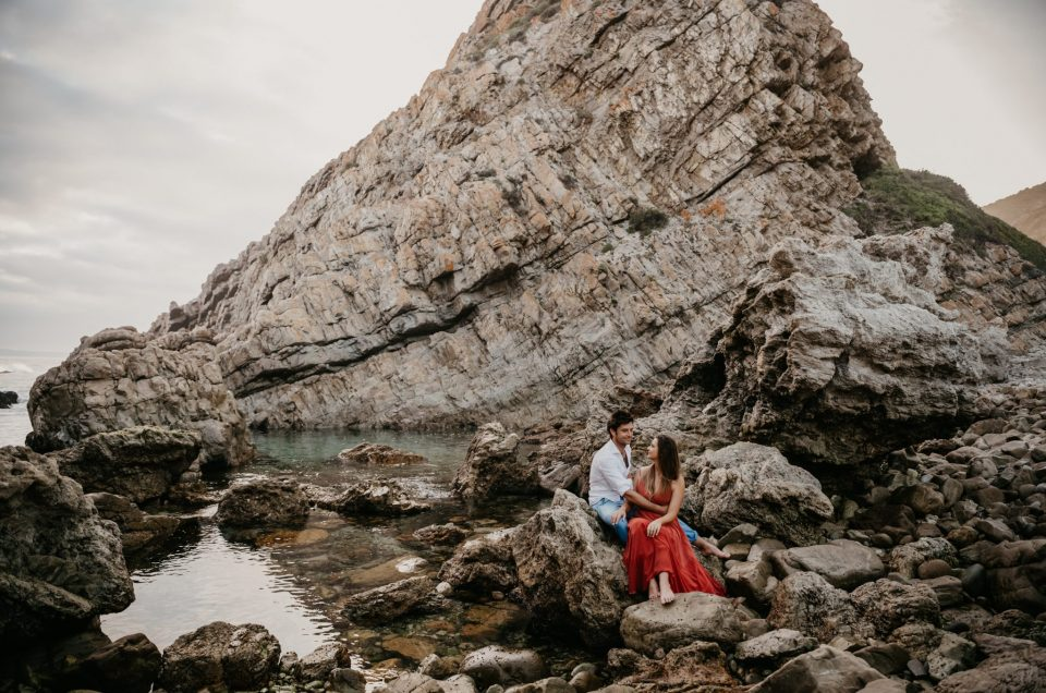 Sherri & Johan | Engagement | Keurboomstrand
