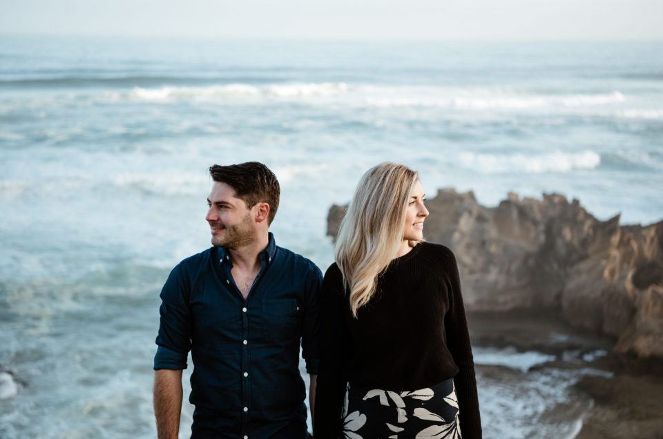 Caileigh & Mike | Engagement Shoot | Brenton On Sea