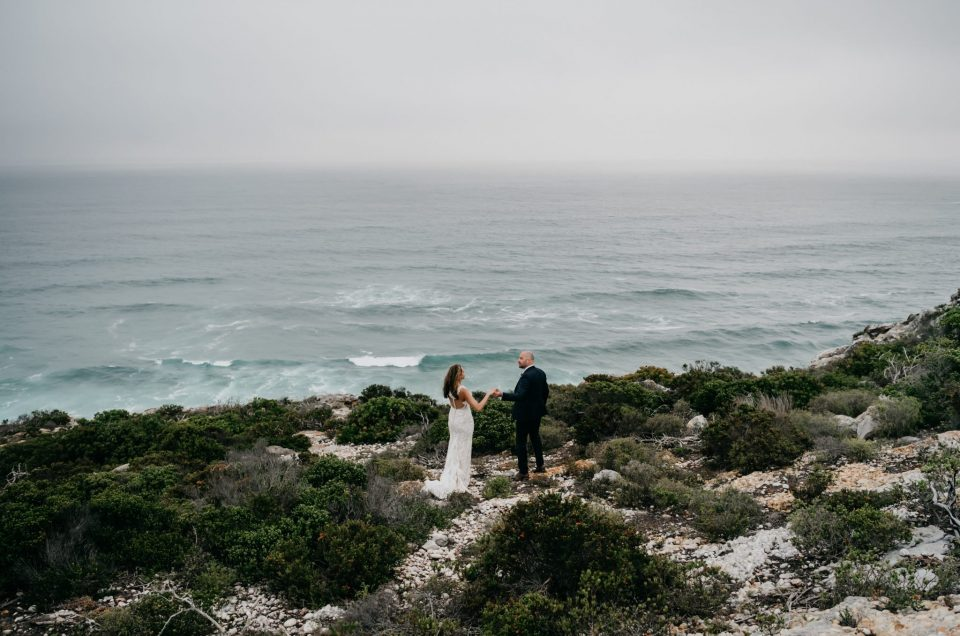 Erica & Brent | Wedding | Robberg Nature Reserve