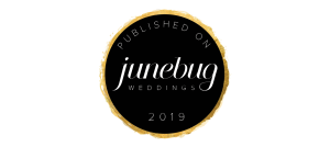 Published On Junebug Badge