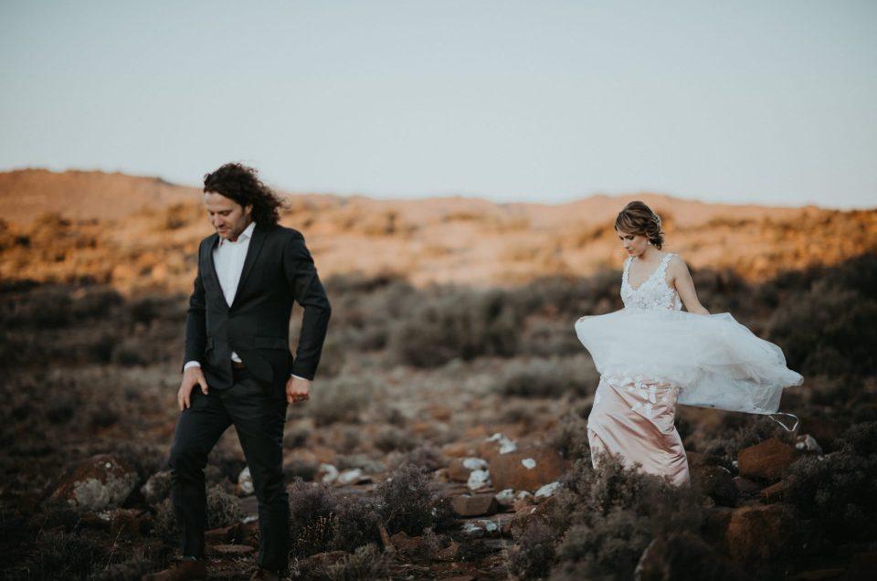 Engela & Marcel | Nieu-Bethesda Wedding
