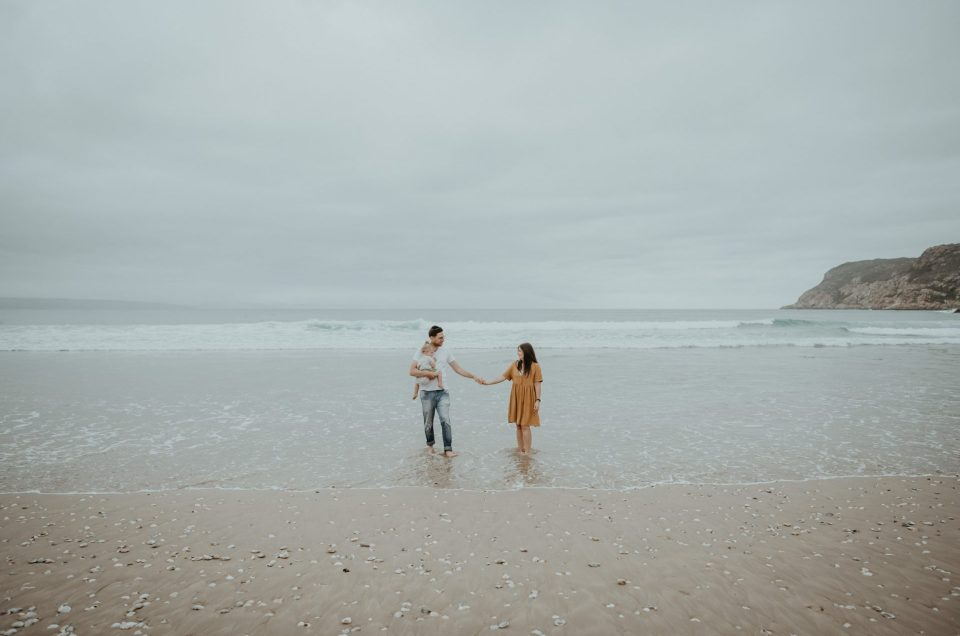Kruger Family Shoot | The Wreck Beach | Plettenberg Bay